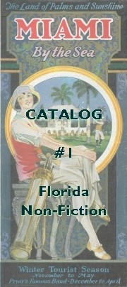 Catalog #1; Florida Non-Fiction